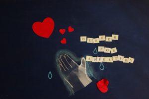 恋愛の未練をイメージした画像