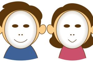 仮面夫婦の画像