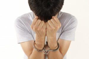 ストーカーをして逮捕された男性の画像